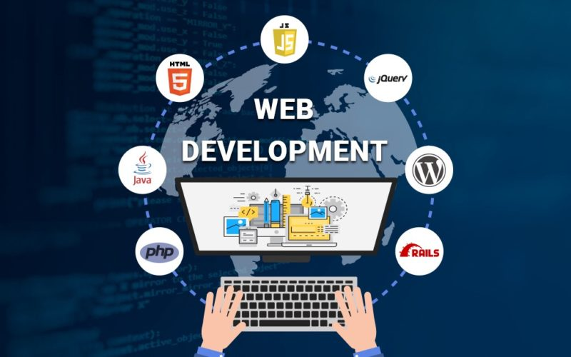 hire the best web design company in India.